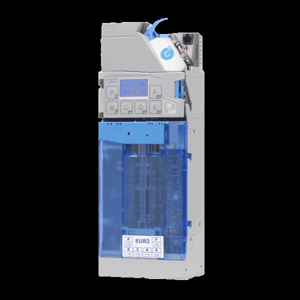 Монетоприемник NRI Currenza C2 Blue (IrDA) для торговых автоматов