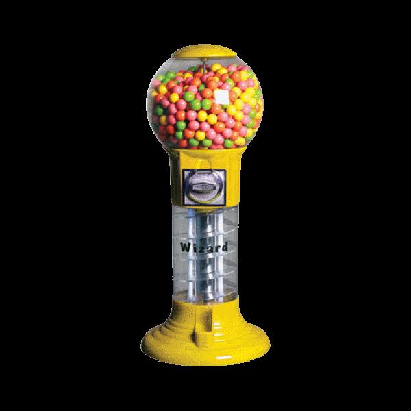 Механический торговый автомат Wizard 27 для вендинга