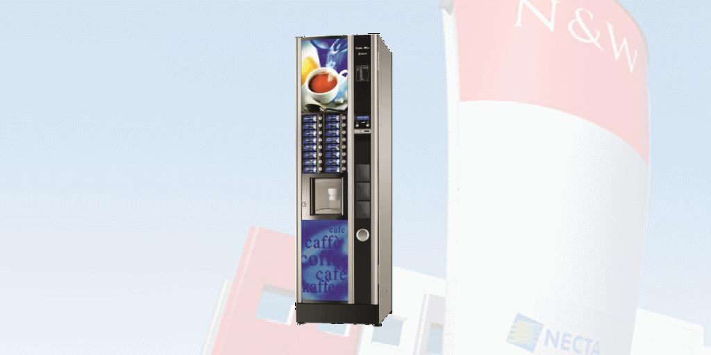 Настройке кофейных автоматов
