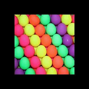 Мяч прыгун ЯЙЦО 29 мм для механических вендинговых автоматов