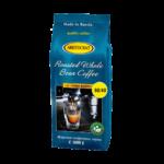 """Зерновой кофе Aristocrat """"Vending Blend"""" 40/60 - купаж 60% арабики и 40% робусты,средней обжарки."""