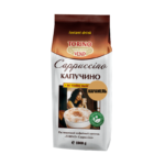 """Капучино TORINO """"Карамельный"""" – высококачественный российский растворимый продукт с насыщенным, ярко выраженным вкусом карамели."""