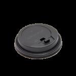 Крышки с клапаном для стакана ∅80 мм используются вместе с бумажными стаканами в автоматах, а так же в хорике.