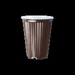 Пластиковый стакан FLO 220 мл – специализированный одноразовый стакан для использования в вендинговых аппаратах европейских производителей.
