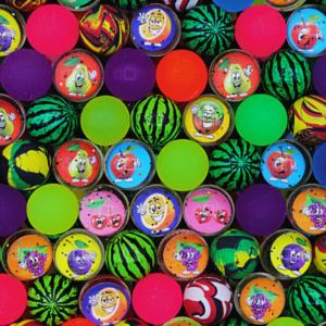 Мячи ФРУКТОВЫЙ САД 25 мм можно использовать в качестве наполнителя для механических торговых автоматов