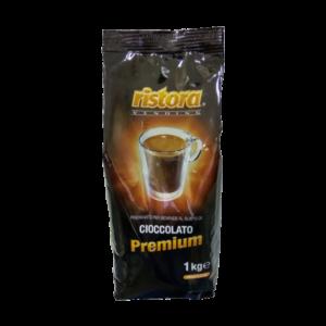 Горячий шоколад Ristora PREMIUM – это премиальный продукт линейки горячих шоколадов от Ristora