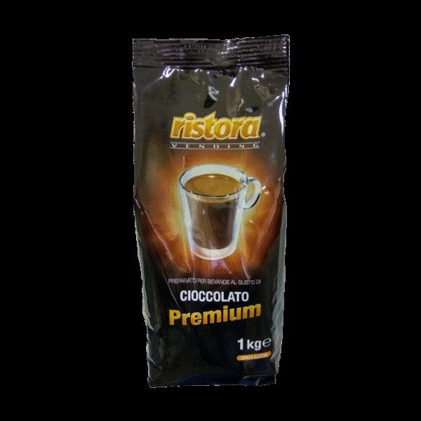 Горячий шоколад Ristora PREMIUM для кофейных автоматов