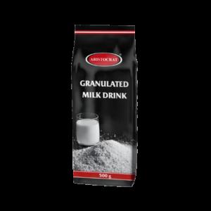 """Сухое агломерированное молоко """"Швейцарская крупка плюс"""" - обладает натуральным вкусом обладает плотной пенкой,изготовлено на основе обезжиренного молока."""