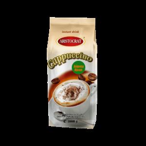 """Капучино Aristocrat """"Irish Cream"""" – высококачественный растворимый российский продукт с насыщенным вкусом ирландских сливок для кофе автоматов."""