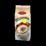 """Капучино Aristocrat """"Ванильный"""" – высококачественный растворимый российский продукт с насыщенным вкусом ванили для кофе автоматов."""
