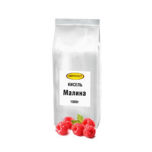 """Кисель Аристократ """"Малина"""" - это продукт для кофейных вендинговых автоматов напомнит вам вкус любимого домашнего киселя из натуральных ягод, густеет в стакане."""