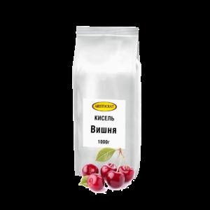 """Кисель Аристократ """"Вишня"""" - это продукт для кофейных вендинговых автоматов напомнит вам вкус любимого домашнего киселя из натуральных ягод, густеет в стакане."""
