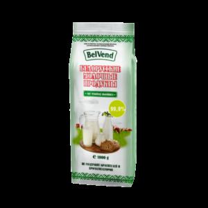 """Сухой молочный продукт BelVend """"99,99%"""" - 99% молочной составляющей, оптимальное сочетание сухого цельного молока с сывороткой для вендинговых автоматов"""