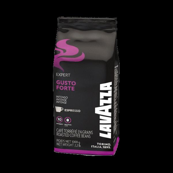 Кофе в зернах LAVAZZA «Gusto Forte»