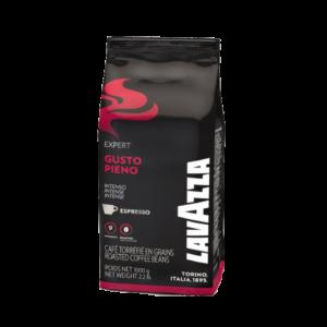 Кофе в зернах LAVAZZA «Gusto Pieno» - для любителей и ценителей аромата свежеобжаренного кофе, обладает приятными оттенками ценных пород деревьев.